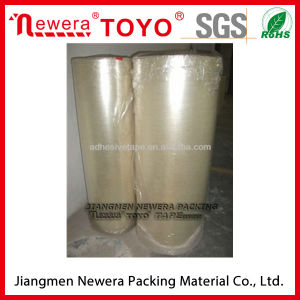BOPP Film Adhesive Tape Jumbo Roll BOPP Packing Tape pictures & photos