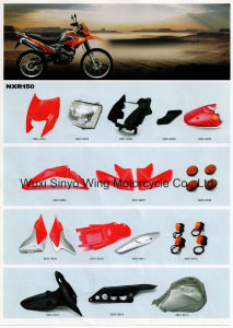 Nxr 150 Hot Sell Body Parts for Honda pictures & photos