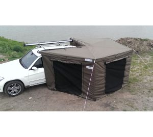 Tent Wholesale Outdoor Sports Sunday Campers Vehicle Awning with Change Room pictures & photos