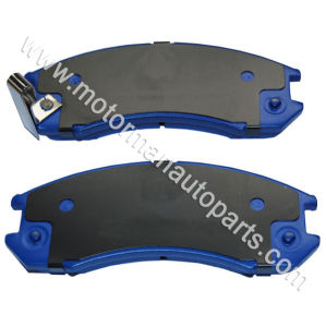 (D514-7288) Front Brake Pad/Disc Braking