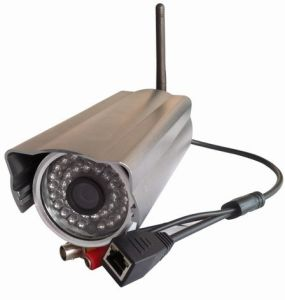 WiFi Megapixel IP Camera (IPC3100F-W)