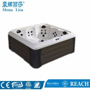 Newest Style Freestanding 5 People Capacity Outdoor SPA Hot Tub (M-3394) pictures & photos