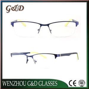 Fashion Metal Eyewear Eyeglass Optical Frame 52-083 pictures & photos
