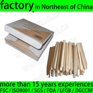 100PCS/Box Beauty Salon Wooden Waxing Spatula pictures & photos