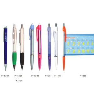 Hotel Amenities Pen & Pencil OEM Manufacturer 7 Ball Point Pen pictures & photos