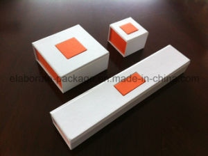 Paper Gift Jewelry Box for Jewelry Set pictures & photos