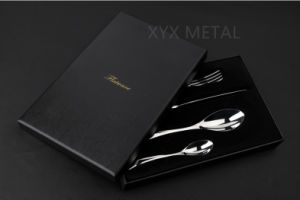 High Class Star Hotel Stainless Steel Flatware Cutlery Set pictures & photos
