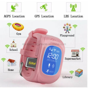 Hot Selling Kids GPS Watch with Four Modes Positioning (H3) pictures & photos