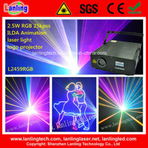 2.5W Animation Logo Laser Module pictures & photos
