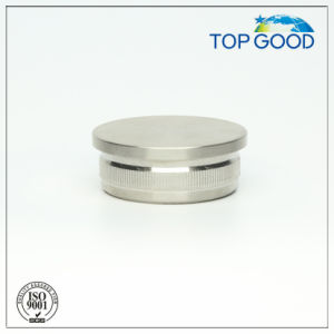 Flat Solid End Cap
