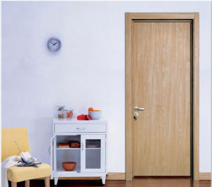 Home Use Wood Door Shutters pictures & photos
