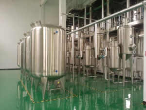 Stainless Steel Sjn2-Vacuum Evaporator for Chinese Medicine