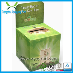 Custom Fancy Doll Packaging Box with Clear PVC Window pictures & photos