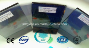 Tinted Grey Float Glass with Ce, ISO (4 to10mm) pictures & photos