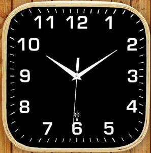 Radio Controlled Wall Clock pictures & photos