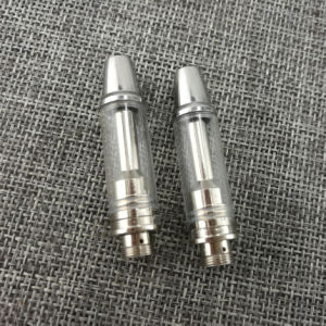 Glass Thc/CO2 Oil Empty Atomizer Top Airflow 510 Cbd Vaporizer pictures & photos