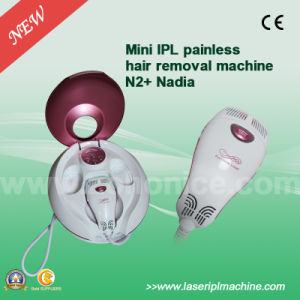 N2+ Nadia Portable Permanent Hair Removal Machine pictures & photos