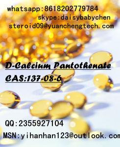 Nutritional Supplements D-Calcium Pantothenate CAS: 137-08-6 pictures & photos