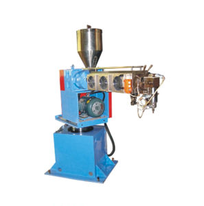 Cable Equipment--Horizontal Color Injection Cable Machine pictures & photos