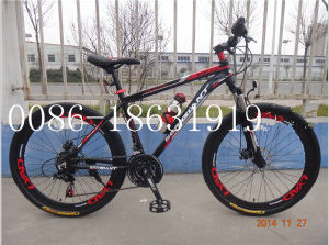 "26"" Alloy MTB Bicycle with Disc Brake (HC-MTB-2655) pictures & photos"