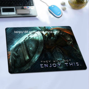 Profeesional Speed Edition Gaming Mousepad with Printing Customer Design pictures & photos