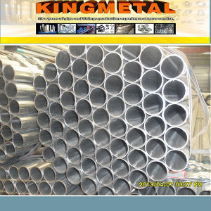 1.5 Inch Hot DIP Galvanized Steel Pipe pictures & photos
