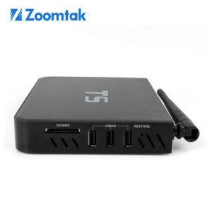 Kodi 14.1 TV Box Zoomtak T5 Private Mould Aluminum Case pictures & photos