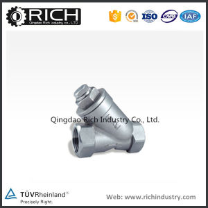 Y Type Strainer/Ball Valve - 3PC/Qucik Coupler Type C/Elbow/Precision Stainless Steel Lost Wax Casting Investment Casting Part pictures & photos