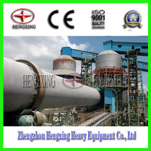 Complete Line of Rotary Kiln for Limestone pictures & photos