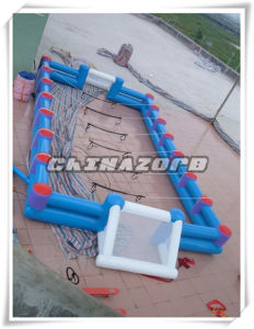 Top Sale Good Price Inflatable Football Field pictures & photos