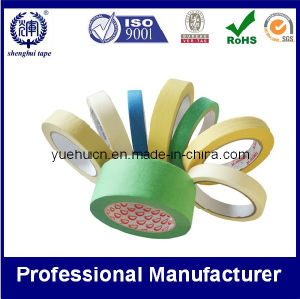 Colorful Masking Tape with High Temperature Resistance Various Sizes pictures & photos