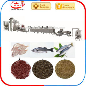 Best Selling Fish Food Pellet Extruder pictures & photos