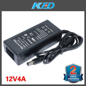 AC Adapter 12V 5A 8A 10A 4A 2A 3A for LED Light Desktop AC DC Adapter pictures & photos