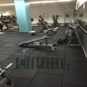 Heavy Duty Rubber Gym Floor pictures & photos