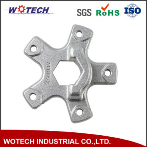 Aluminum Alloy Forging Tractor/Flange Part pictures & photos