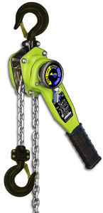 Lever Chain Block Top 0.75t 3m/Lever Hoist/Small Crane