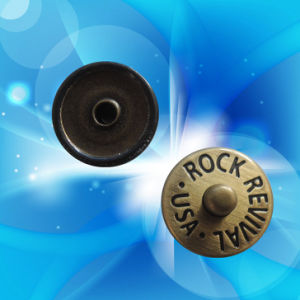 Jeans Metal Rivet for Garment (HDZL130049) pictures & photos