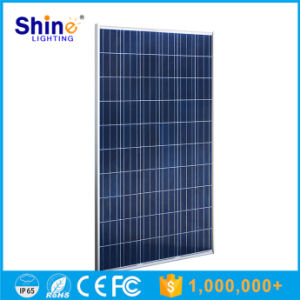250 Watt 1640*992*40mm Polycrystalline Solar Panel for Solar Power System pictures & photos