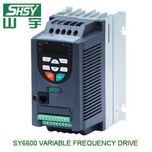 Energy Saving AC Drive 0.4kw-2.2kw (SANYU SY6600 Single Phase Economic Type) pictures & photos