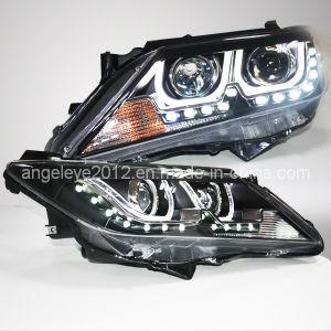 U Type Angel Eyes Aurion / Camry LED Head Light Tlzv1