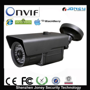 Onvif Lpr&WDR Varifocal Waterproof 3MP P2p Bullet IP Camera pictures & photos