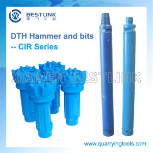 CIR90 Low Air Pressure DTH Hammer and Bits pictures & photos
