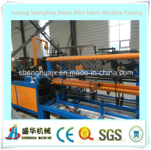 Best Price Automatic Chain Link Fence Machine (PLC control) pictures & photos