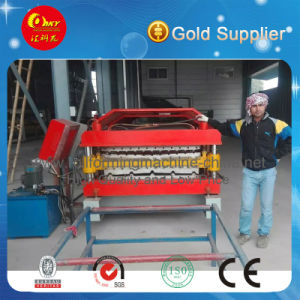 High Quality Steel Roof Rolling Forming Machinery pictures & photos