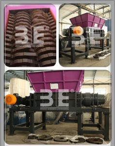 Double Shaft Shredder/Tire Shredder/Scrap Metal Shredder pictures & photos