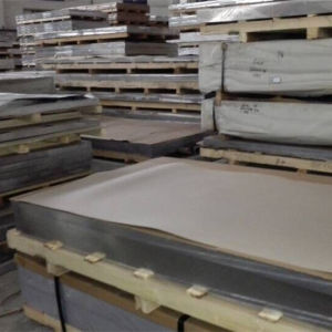High Quality 3003 Aluminum Alloy Sheet with PVC Coated pictures & photos