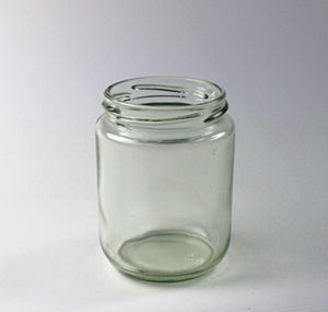 250ml High Quality Glass Jar, Food Jar pictures & photos