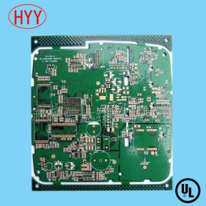 Fr4 1.6mm Board Thickness Double-Sided PCB pictures & photos