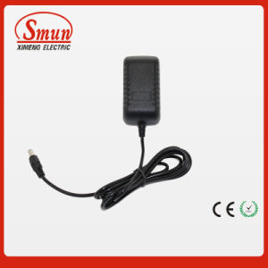24V1a 24W Power Adapter Wall Mounting 100-240VAC pictures & photos