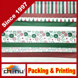Christmas Tissue Paper Printed and Solid (510043) pictures & photos